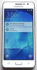 Samsung Galaxy Grand Prime - WHITE - SM-G530A - AT&T / H2O Wireless - VERY GOOD