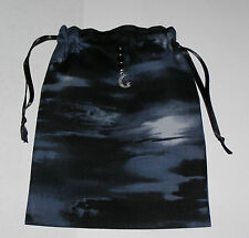 Spooky Midnight Sky Tarot, Runes, Crystals, Angel Bag