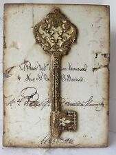 Sid Dickens Memory Tile, T-336 The Key - NEW (114)