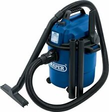Draper 13779 15L 1100W 230V Wet and Dry Vacuum Cleaner New
