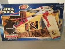 Star Wars Attack of the Clones Republic Gunship ~ MISB ~ HASBRO 2002 ~