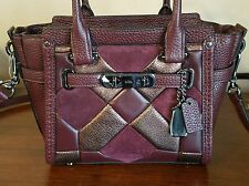COACH CANYON QUILT SWAGGER 21 CROSSBODY BAG 55511