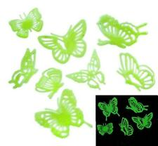 Unique Glow in the Dark Butterfly Wall Stickers Children's Bedroom Ceiling Decor