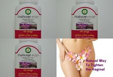 300 VEGETERIAN CAPSULES MENSTRUAL RELIEF VAGINAL TIGHTEN REPAIR STOP ODOR