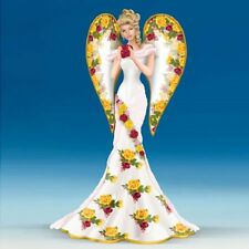 Blessing of the Garden Angel Figurine - Country Garden Bradford Exchange