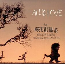 All Is Love, WHERE THE WILD THINGS ARE by Karen O & the Kids [Vinyl Single]