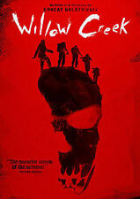 Willow Creek (DVD, 2014)