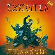 THE EXPLOITED - MASSACRE (SPECIAL EDITION),THE 2 VINYL LP NEU