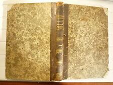 LE MAGASIN PITTORESQUE DOUZIEME  ANNEE DE EDOUARD CHARTON  RELIE 1844