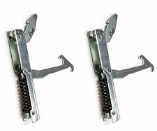 2 x Genuine Smeg 931330806 Oven Cooker Door Hinge pair
