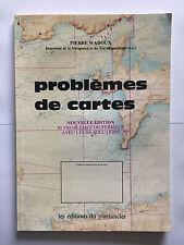 PROBLEMES CARTES 1982 CARTHOGRAPHIE PERMIS SOLUTIONS NAVIGATION BATEAU WADOUX