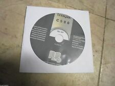 New ! Genuine Lexmark C500 Printer CD Software Driver Utilities NP 22R0116