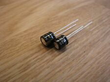 Rubycon Matched Pair Black Gate PK 47uF 25V High-Performance Capacitor