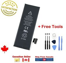 Brand NEW Original OEM Replacement iPhone 5S/5C Battery 1560 mAh With Free Tools