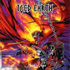 "Iced Earth - The Dark Saga (New Unplayed Vinyl) ""Sealed"""