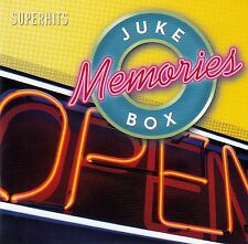 JUKE BOX MEMORIES - SUPERHITS / 2 CD-SET (TIME LIFE MUSIC TL MJU/05)