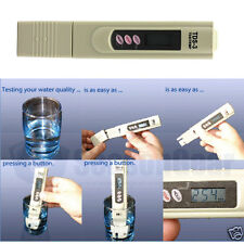 Home Travel Pen Stick Water Hardness Analyzer Pen TDS Meter Digital LCD Tester