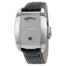 Hamilton American Classic Flintridge Edition Automatic Silver Dial Gray Leather