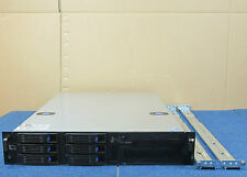 RM RACKSERV XL - 2 x Xeon E5620 2.40GHz 32GB 5 x 450GB 10K SAS RAID Rack Server
