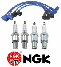 OES High Performance Wire Set and 4-NGK Iridium Spark Plugs Mazda RX-8 2004-2007