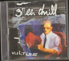 3 LB THRILL Vulture CD NEW 13 track 1995
