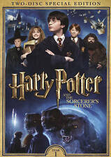 Harry Potter and the Sorcerers Stone (DVD, 2016, 2-Disc Set)