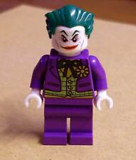 Lego Superhelden - Batman Figur - The Joker - Lime Vest Weste lila Neu