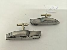 Citroen DS2 (Late Version) 3D cufflinks classic car cufflinks ref39