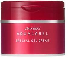 Shiseido AQUALABEL Moisture Line 5 in 1 Special Gel Cream 20g Collagen new