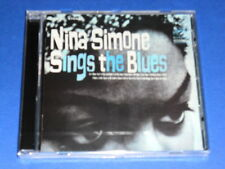 Nina Simone - Sings the blues - CD SIGILLATO