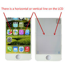 B Grade White LCD Display Touch Screen Digitizer Assembly Part for iPhone 5