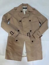 Magnificent Dsquared2 Classic Mens Trench Coat_Size 50
