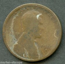 UNITED STATES  1916S  LINCOLN CENT  YOU DO THE GRADING HAVE FUN