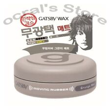 GATSBY HAIR WAX MOVING RUBBER Grunge Mat 15g, mini Size