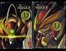 Aquarion: The Complete Series - Part 1 & 2 - Brand New 5 DVD Anime Box Set