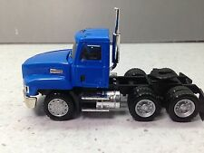 HO 1/87 Promotex/Herpa # 15264 Mack Short 603 Day Tractor Tandem - BLue