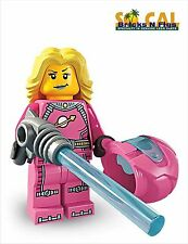 LEGO MINIFIGURES SERIES 6 8827 Intergalactic Girl