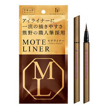 [FLOW FUSHI] Mote Liner BROWN BLACK Liquid Takumi Eyeliner Kumano Brush 0.55ml