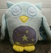 Suki Bedtime Buddies Glow In The Dark Owl Winx Soft Plush Toy Teddy Bear Gift
