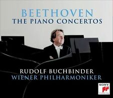 Beethoven: The Piano Concertos (CD, Jan-2014, 3 Discs, Sony Classical)