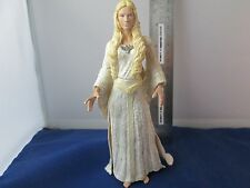 "Lord of the Rings LOTR Galadriel 6"" 2002 LADY LIGHT Fellowship of the Ring"