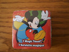 Mickey Mouse Magic Towel