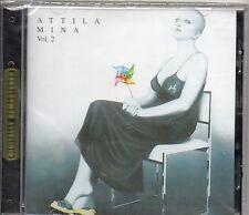 MINA CD ATTILA VOL.2 Digitally remastered ABBINAM.EDIT. MONDADORI 2001 sealed