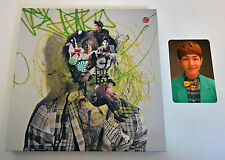 SHINee Dream Girl The Misconception of You Korean Press CD Onew Photocard