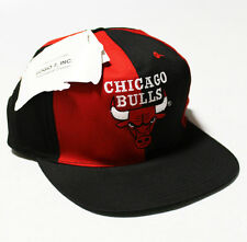 Vintage 1993 Chicago Bulls Logo 7 Snapback hat cap NBA 90s era jordan NEW