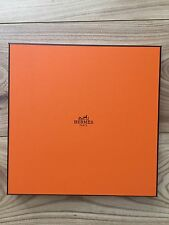 Genuine Hermès  Scarf Box square