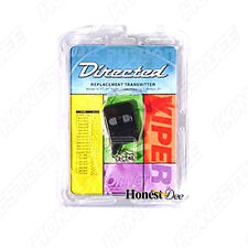DEI-471T Viper Sidewinder Automate Valet Replacement Remote Control Unit