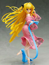 To LOVE-Ru Darkness Golden Darkness Yukata Ver. PVC Figure FREEing