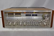 Excellent Pioneer SX-1980 Professionally serviced, recapped, upgraded with LEDs