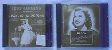 Judy Garland: The Complete Decca Masters SEE COMMENTS VOLUME 1 & 3 ONLY